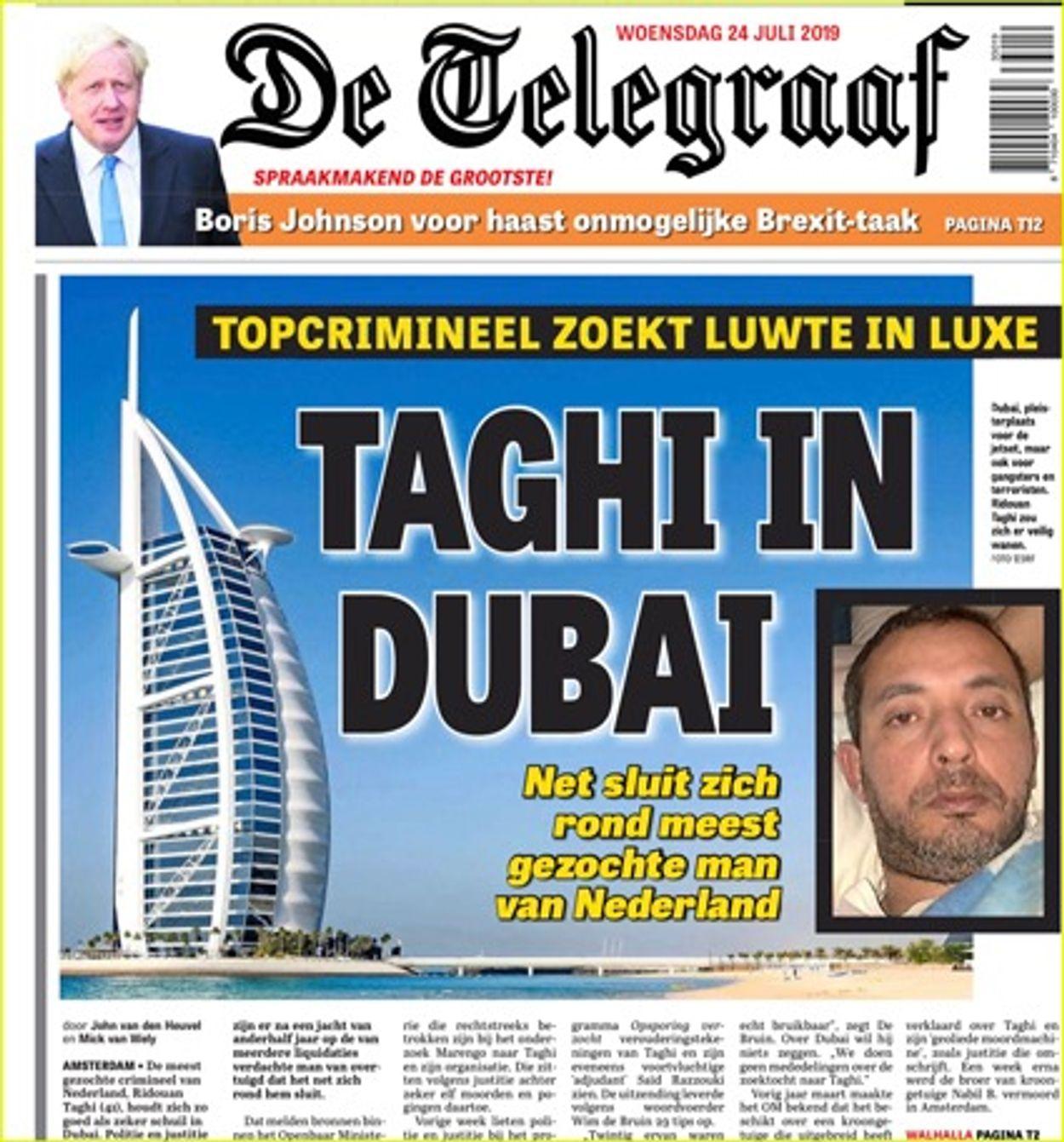 Taghi in Dubai