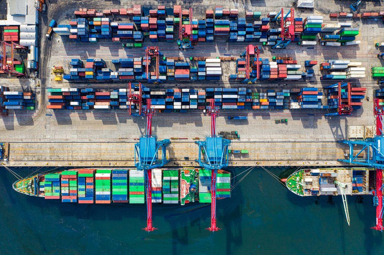 Afbeelding van Exportomzet Nederland gestegen dankzij machines; aardgas levert steeds minder op
