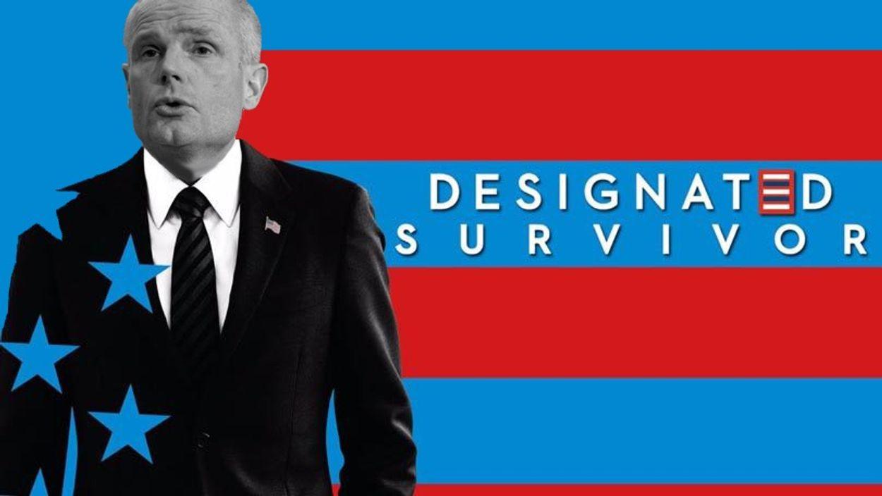 Designated survivor Blok