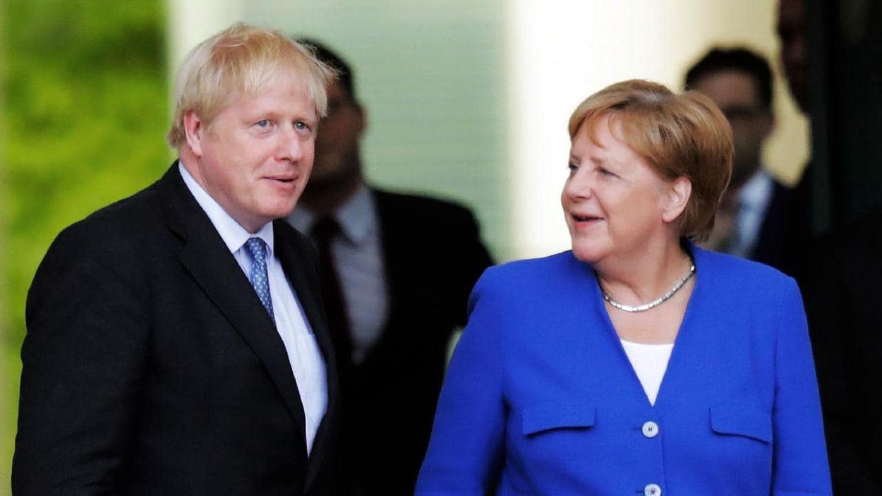 Afbeelding van Geeft Boris Johnson Brexit-besprekingen met EU op?