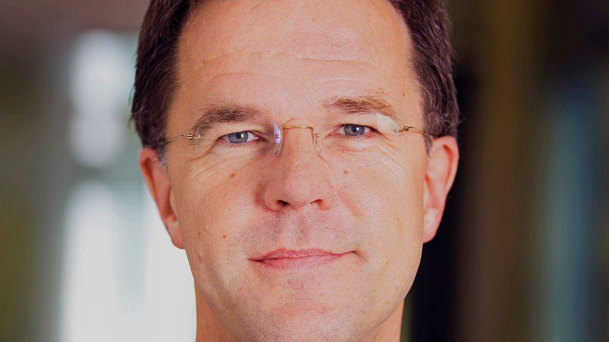Afbeelding van Premier Mark Rutte blikt terug op het politieke jaar