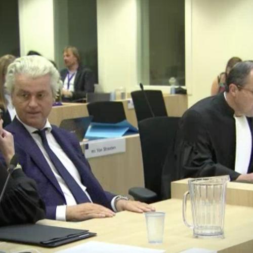Afbeelding van Knoops: 'Stop proces tegen Wilders onmiddellijk'