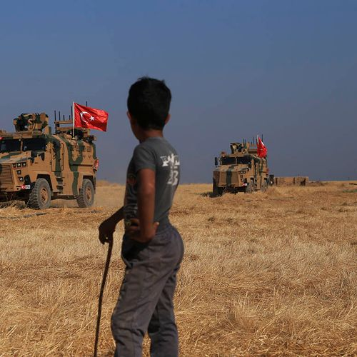 Afbeelding van Waarom Turkije het noordoosten van Syrië binnenviel