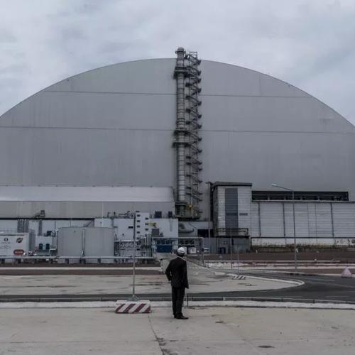 Afbeelding van Een kijkje onder de 'sarcofaag' van Tsjernobyl
