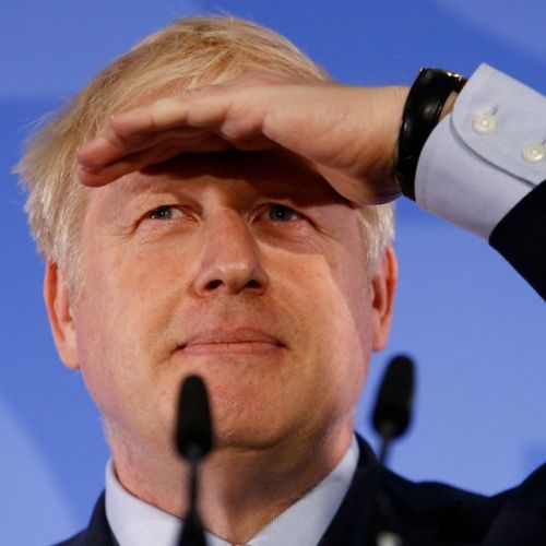 Afbeelding van Premier Boris Johnson?